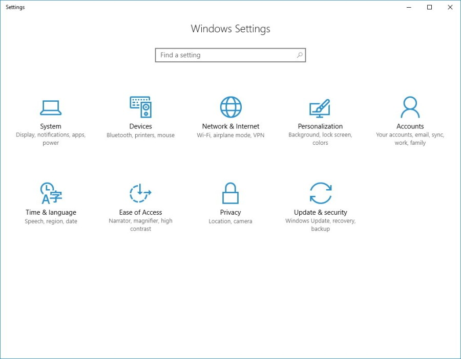 settings-app-windows-10-au